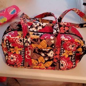 ❤ Vera Bradley Suzani 100 bag in bittersweet!